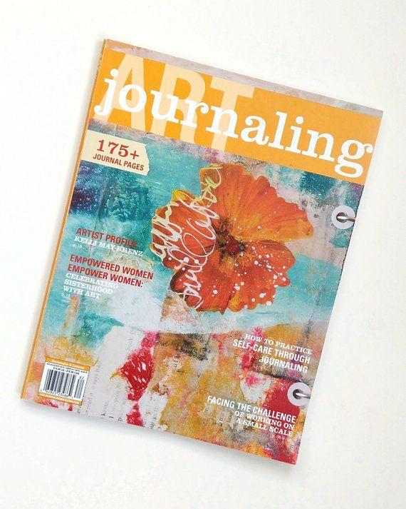 Stampington Art Journaling Magazine Uk