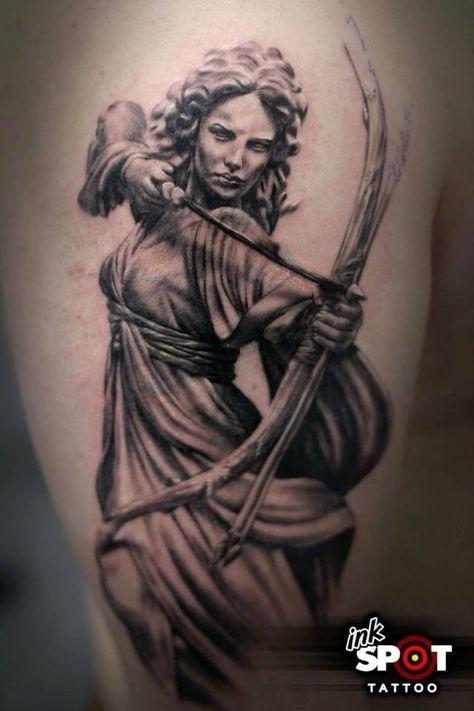 Athena 2 Tattoo  8543c65c404cf