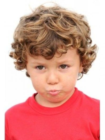 Image Result For Hairstyles For Little Boys With Curly