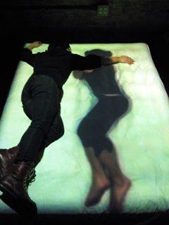 Installation interactive par Drew Burrows (2008)
