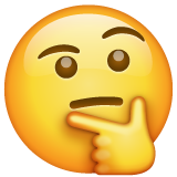 Thinking Face Emoji In 2020 Emoji Face Have A Good Sleep