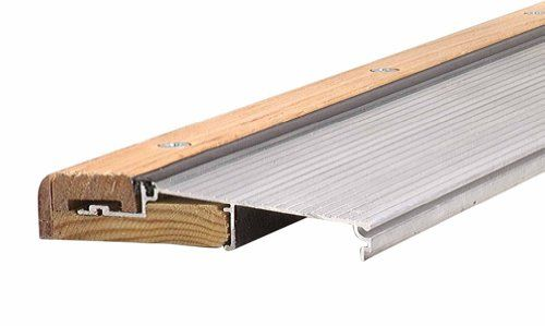 M-D Building Products 78618 1-1/8-Inch by 5-5/8-Inch - 73-Inch TH394 Adjustable Aluminum and Hardwood Sill Inswing, Mill - http://www.tutorfrog.com/m-d-building-products-78618-1-18-inch-by-5-58-inch-73-inch-th394-adjustable-aluminum-and-hardwood-sill-inswing-mill/  #Toys #Coolproducts #Bestsellers