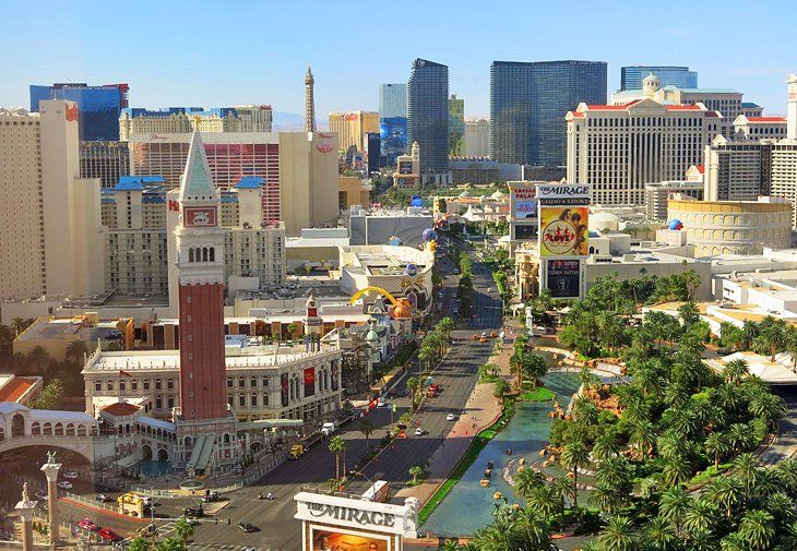 20 Top-Rated Tourist Attractions In Las Vegas