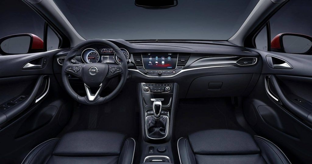 Opel Astra 2019 Review Specs And Release Date Car 2018 2019