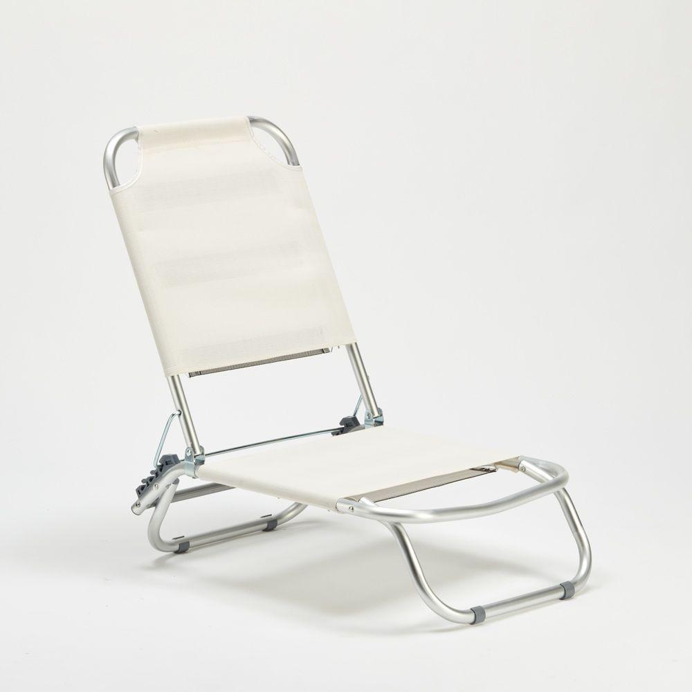 chaise transat de plage pliante piscine