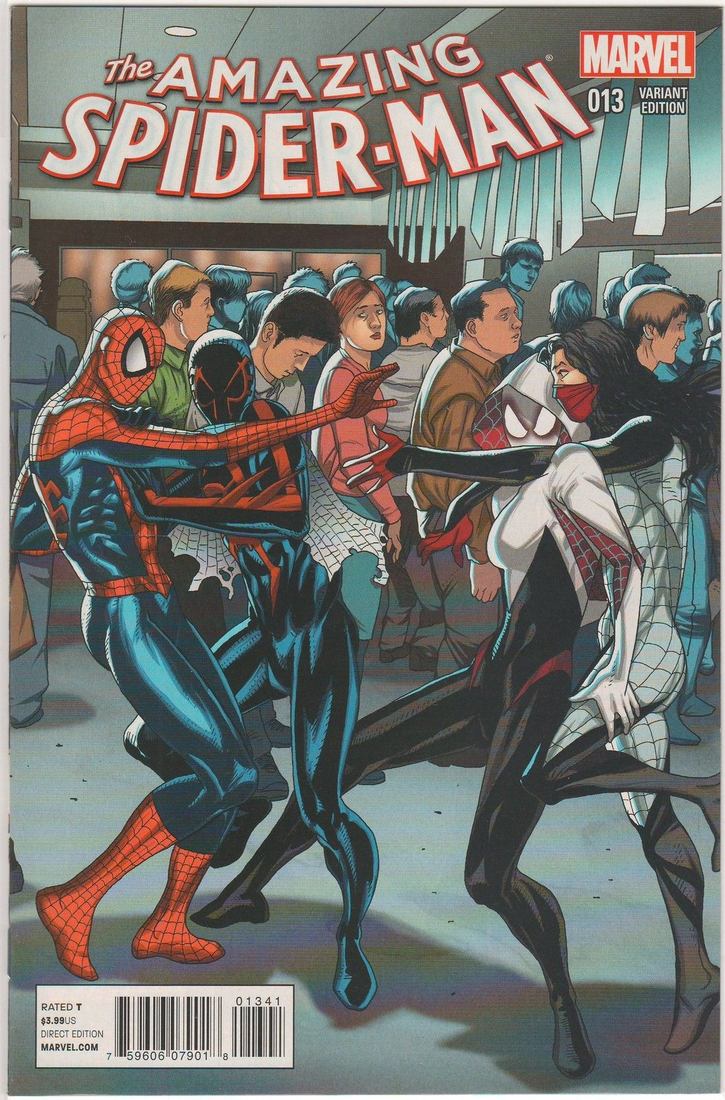 Marvel Comics Amazing Spider-Man NM-//M 2014