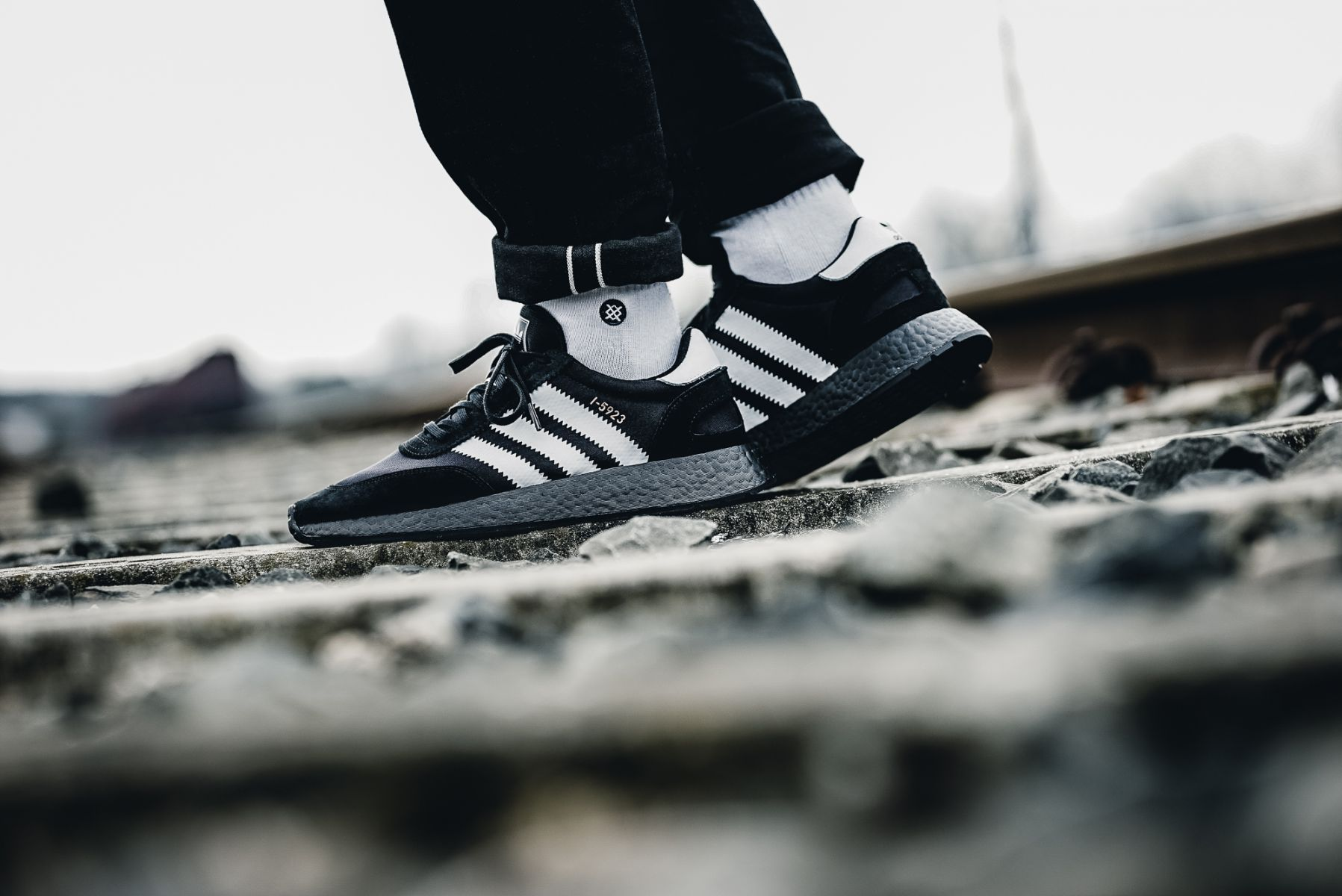 Adidas - 5923 di promuovere nero impulso adidas iniki pinterest adidas