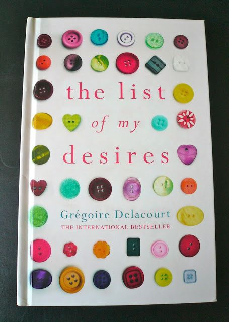 The list of my desires