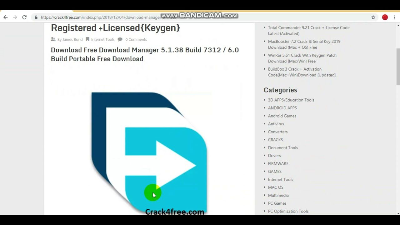 download manager for android cracked apk