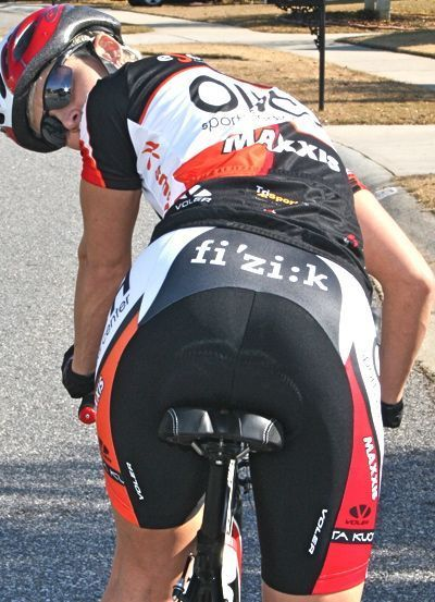 Does this butt make my bike fast?