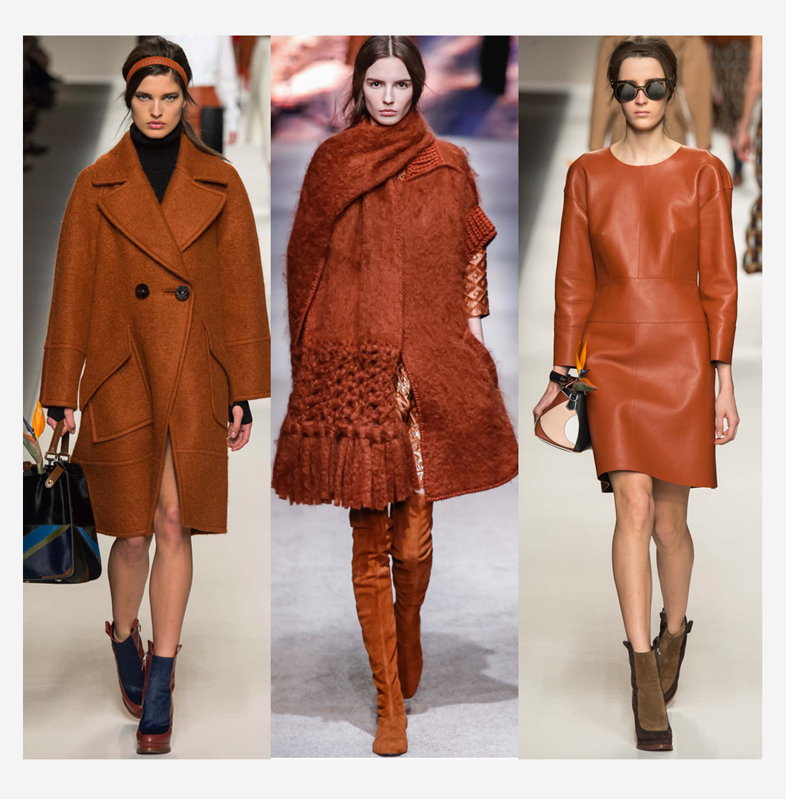 trend report fall winter 2015 2016 terracotta color palette zanita h stmode 2015 fashion. Black Bedroom Furniture Sets. Home Design Ideas
