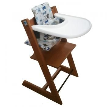 Stokke Tripp Trapp High Chair Tray | Small Space Kids: Eat ...
