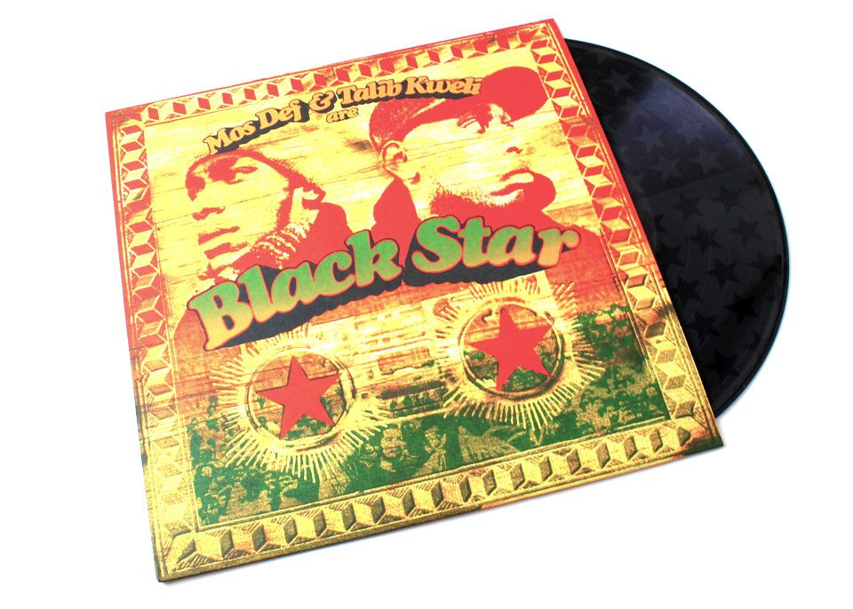 Black Star Mos Def & Talib Kweli Are Black Star (LP