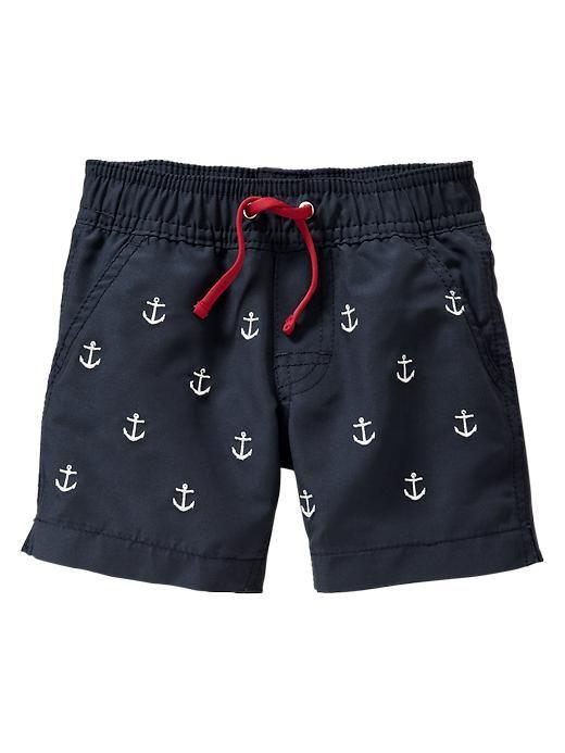Gap swimming trunks