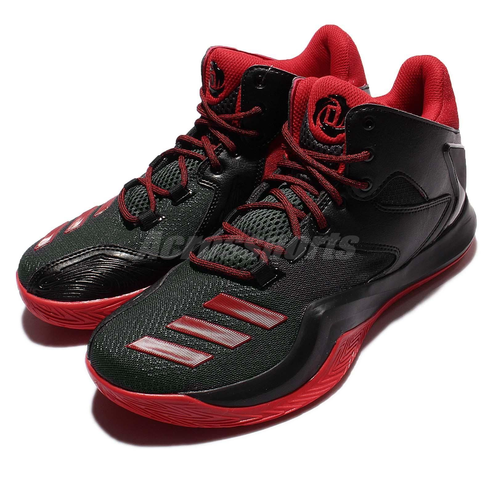 promo code f54fb 3a7e6 ... norway adidas d rose 773 v 5 derrick black red mens basketball shoes  sneakers aq7222 common