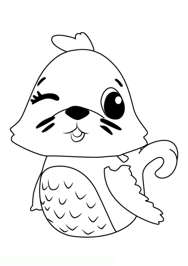 Hatchimals Coloring Pages | Toys and Action Figure ...