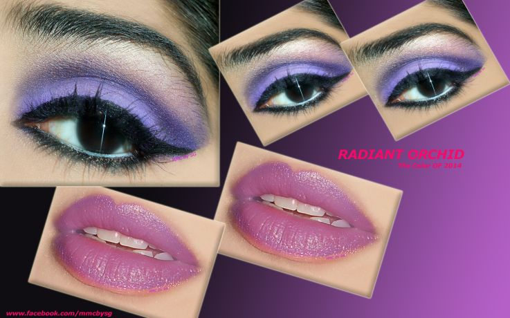LOTD: Radiant Orchid