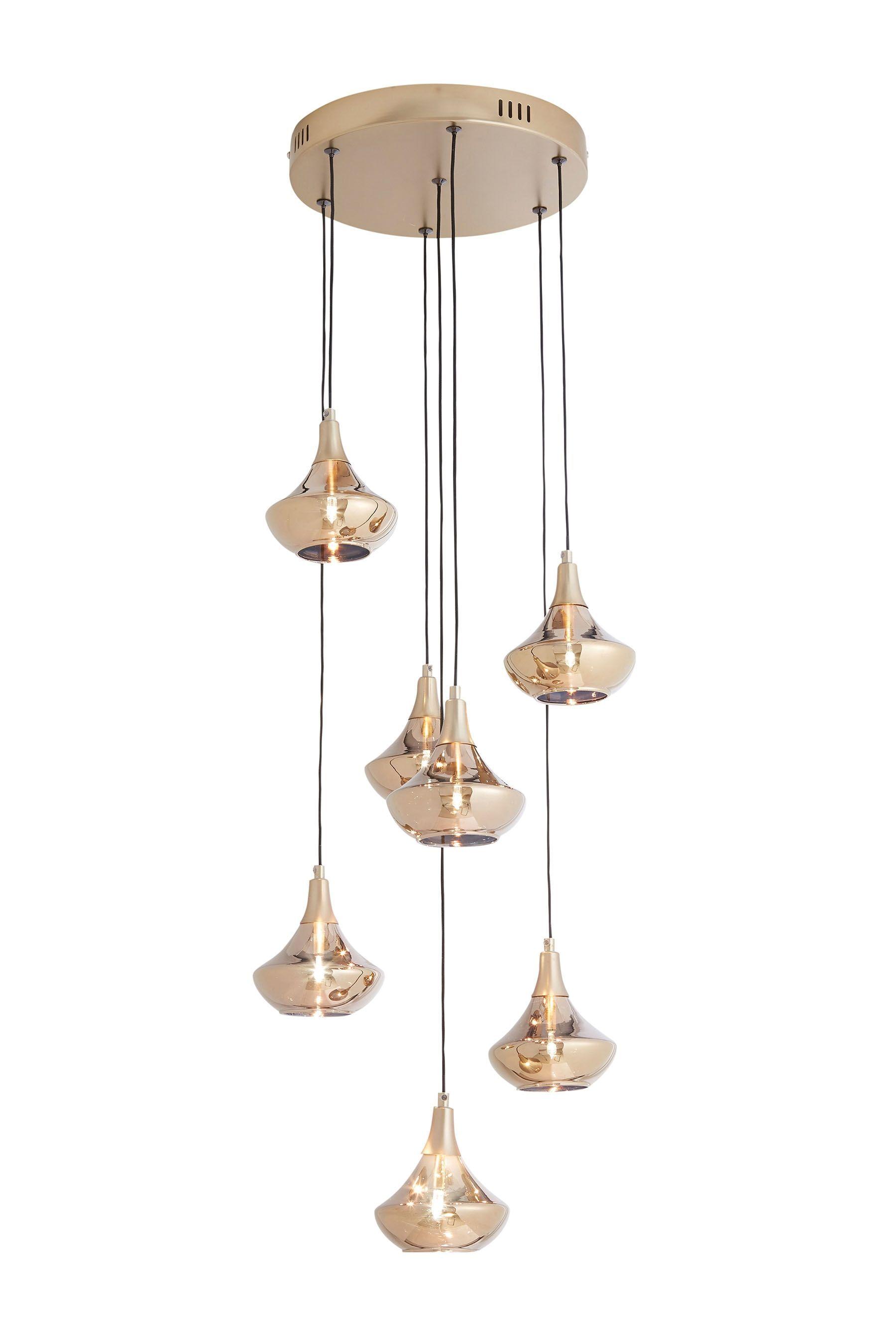 Buy Sloane 7 light Cluster Pendant online today at Next