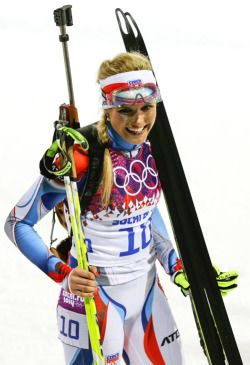 !!SILVER MEDAL FOR GABI SOUKALOVA!!  I'm so happy for her, she deserves it so much! Congratulation and thank YOU!