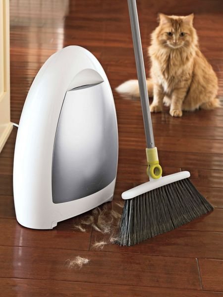 Both Electric Dustpan And Vacuum The Space Age Eye Vac Home Has