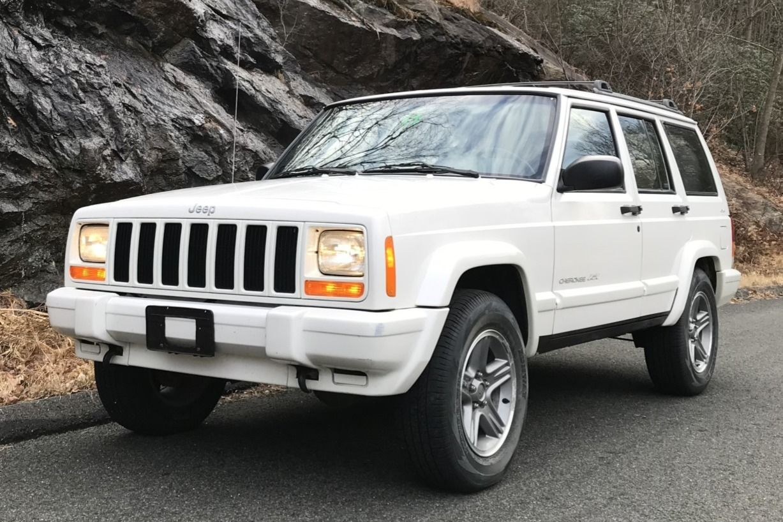 2001 Jeep Cherokee Classic 4×4 2001 jeep cherokee, Jeep