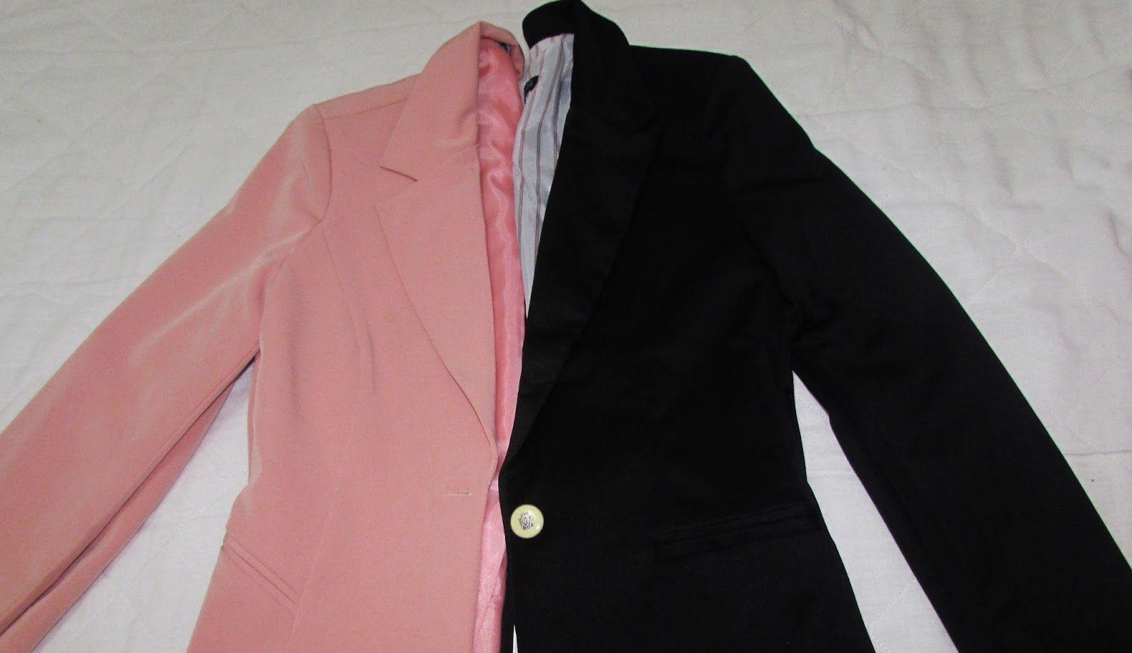 Prism Side Blog: Shopping // 07.2016. Girl Boss, Rose Quartz, Black, Office.