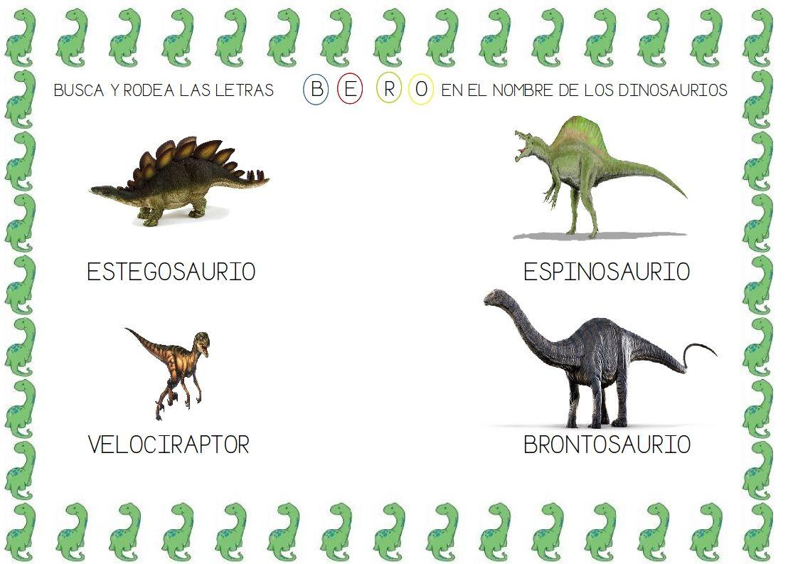 Puzzles De Dinosaurios Dinkdinos T Preschool Math