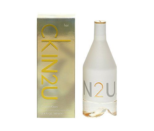 Calvin Klein - In2U for Her - Agua De Tocador Vaporizador, 100 ml
