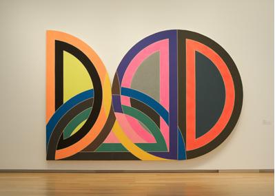 Interior Inspirations :: The Art of Frank Stella