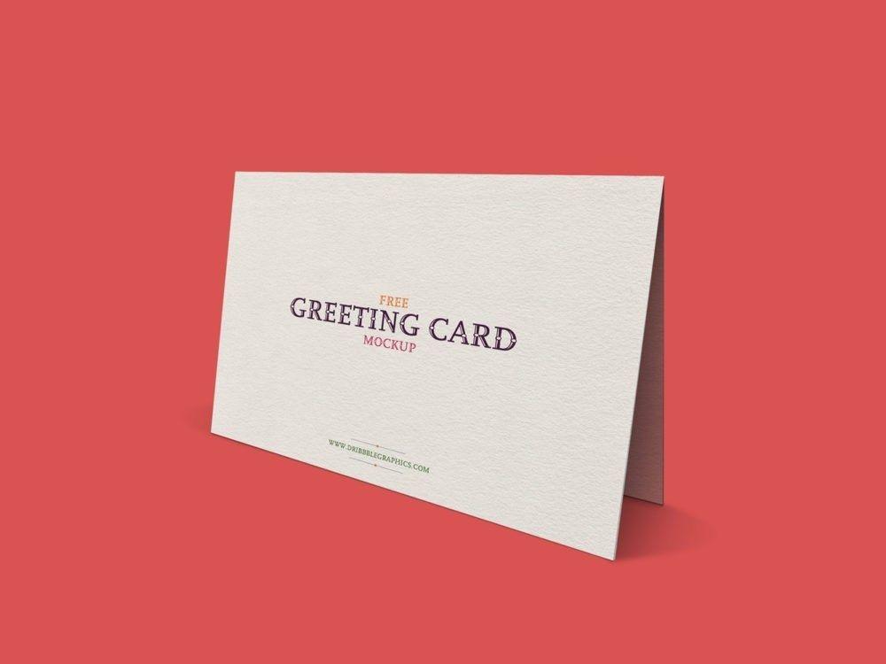 50 Beautiful Greeting Card Mockup Template Beautiful Greeting Cards Greeting Cards Greetings