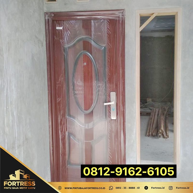 0812-9162-6105 (FORTRESS), Dolpin Insulating Steel Doors,