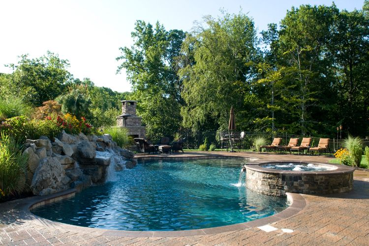 Custom Swimming Pool Designs Kinnelon NJ, Swimming Pool Builders Kinnelon  NJ, Pool Company Kinnelon