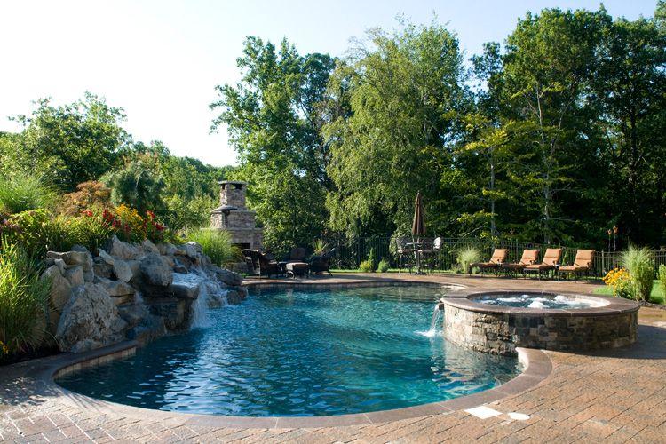 Custom Swimming Pool Designs Kinnelon NJ, Swimming Pool Builders Kinnelon  NJ, Pool Company Kinnelon