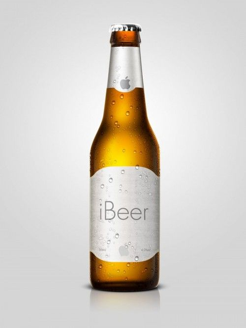 iBeer and Facebrew: Famous Brand Identities Transformed into Beers