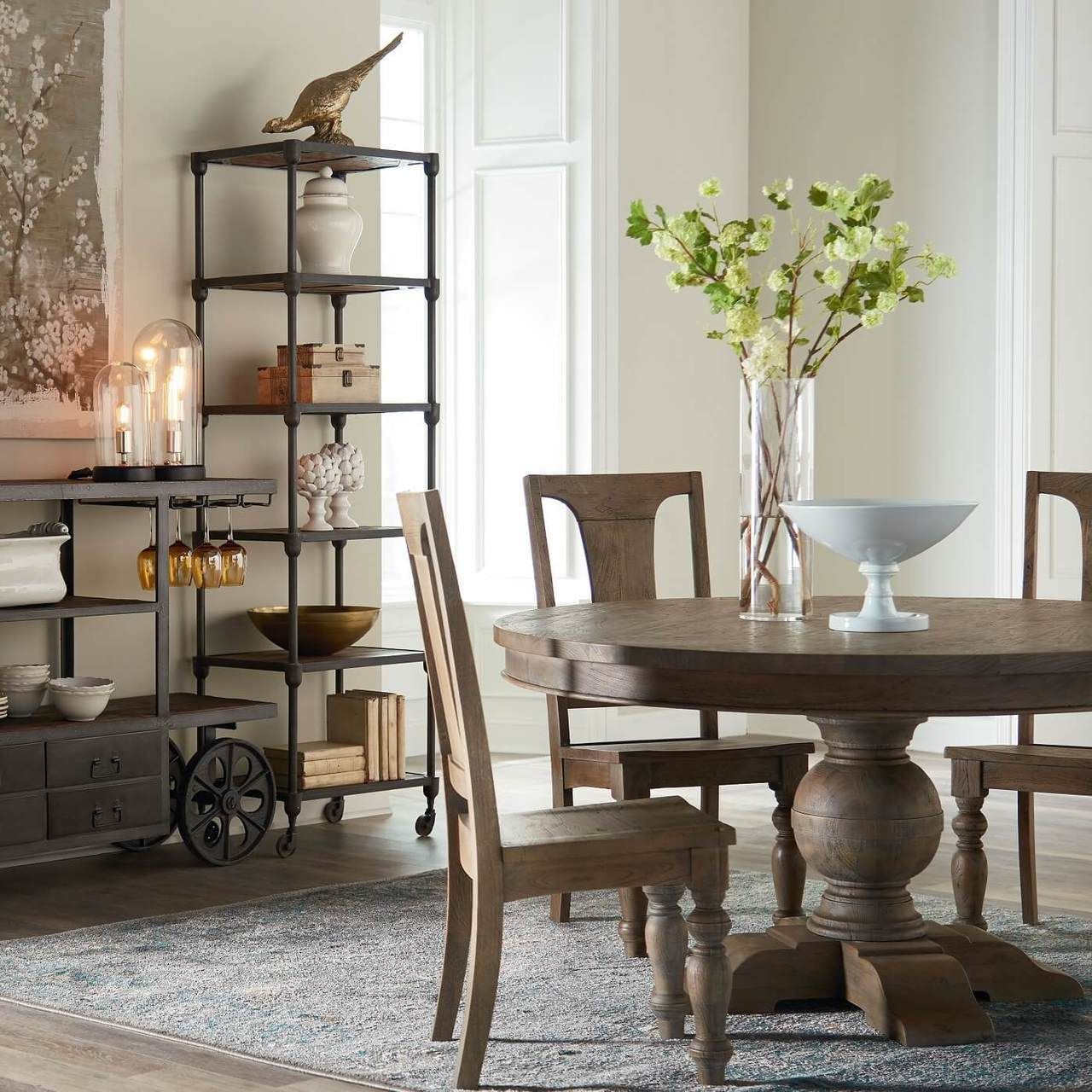 15+ 72 inch round farmhouse dining table inspiration