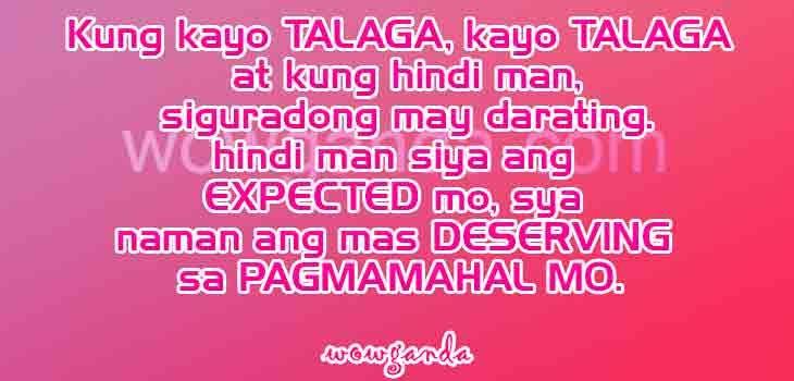 Kayo.jpg (730×350) | HUGOT LINE | Pinterest | Tagalog