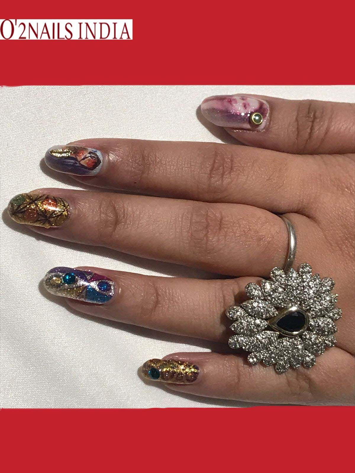 You Can find the newest nail art designs, trends & nail colors at O ...