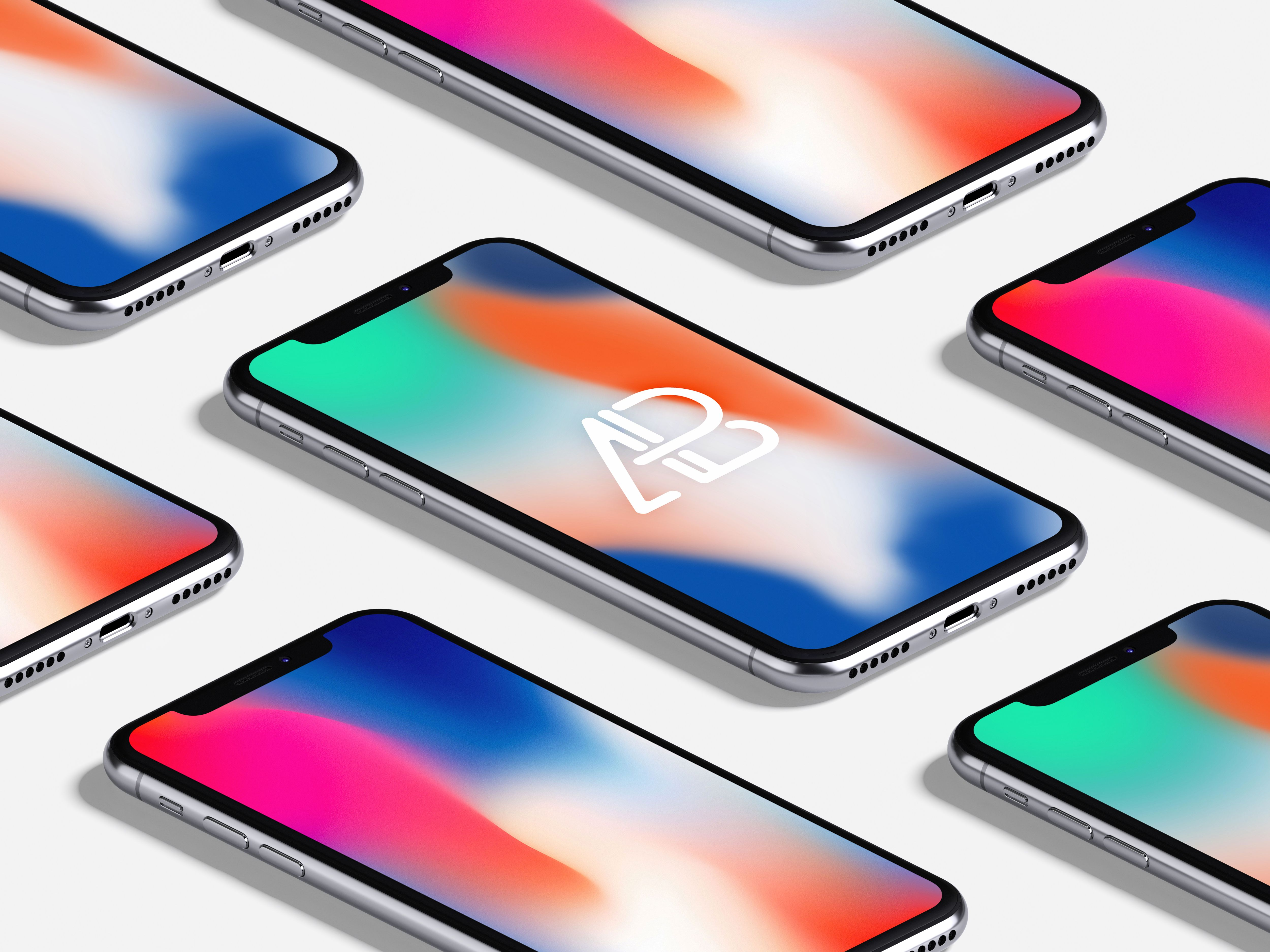 11734+ Iphone Landscape Mockup Free DXF Include
