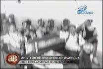 Ministerio De Educación No Reacciona Ante Crecimiento De Colegios Haitianos Irregulares