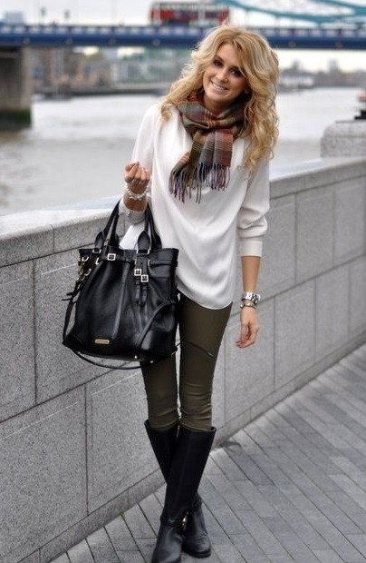 One size fits most Fleece line leggings