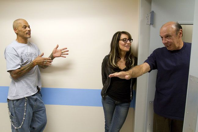 Sons of Anarchy/ David LaBrava, Katey Sagal & Dayton Callie