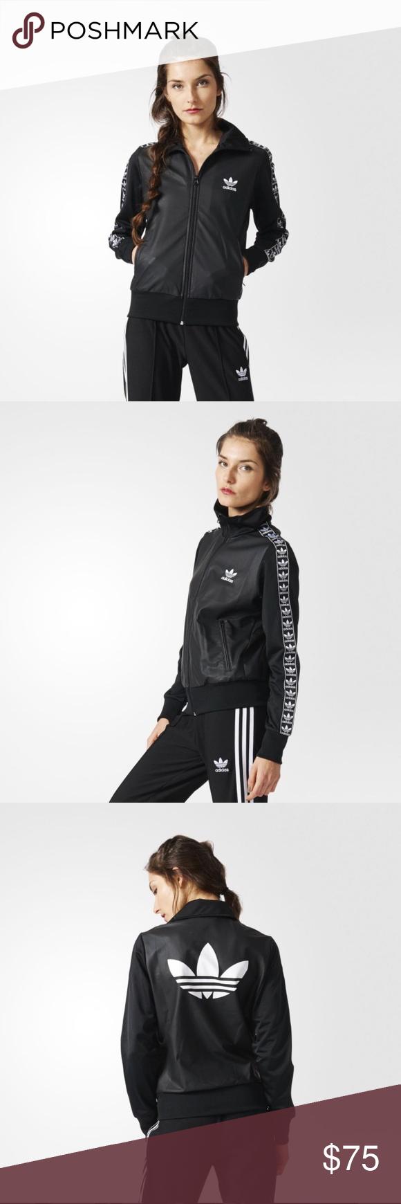 ¡Adidas firebird Track Jacket Brand New!Nunca ha sido el tamaño es l