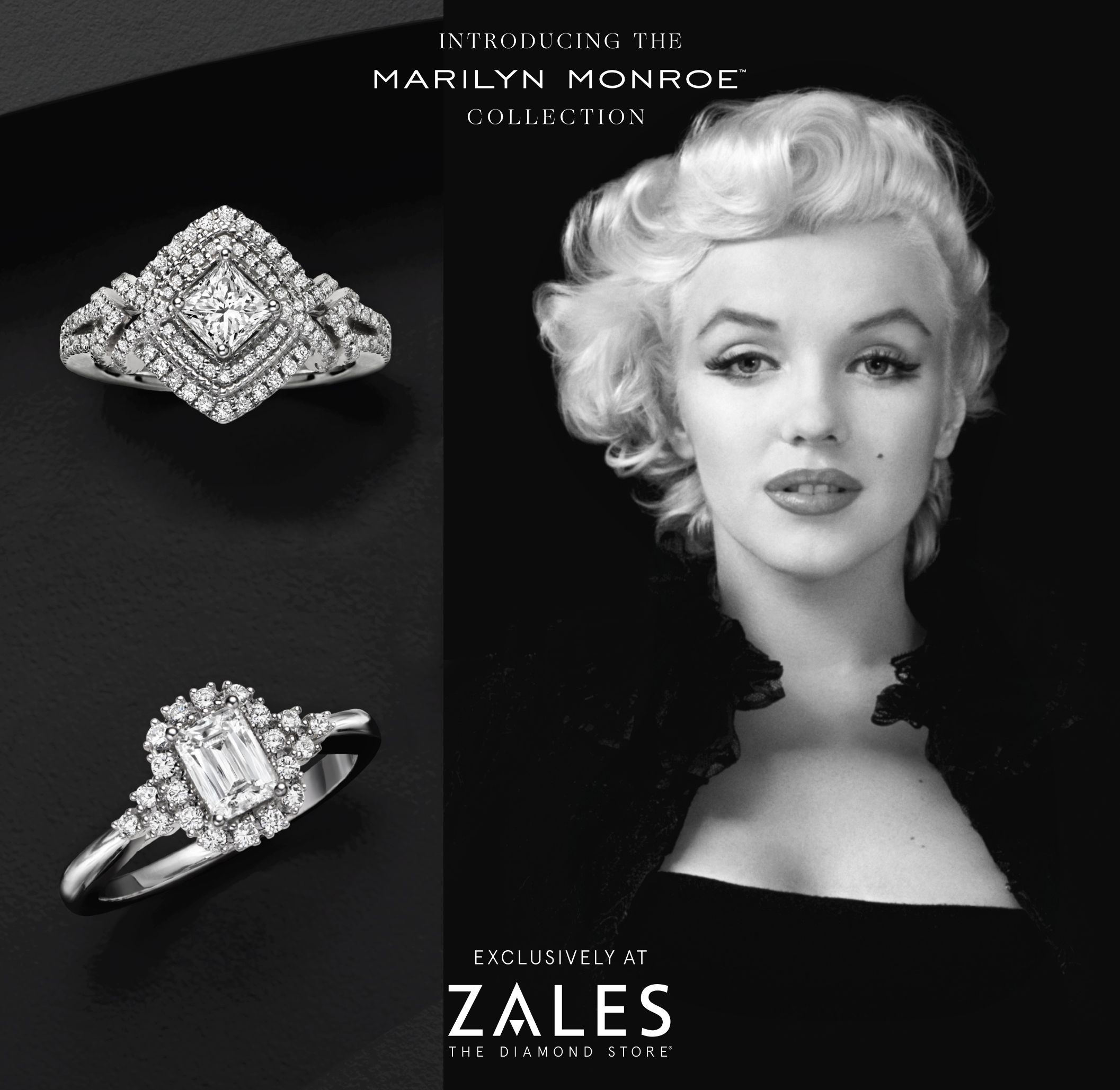 15+ Marilyn monroe collection at zales jewelry viral