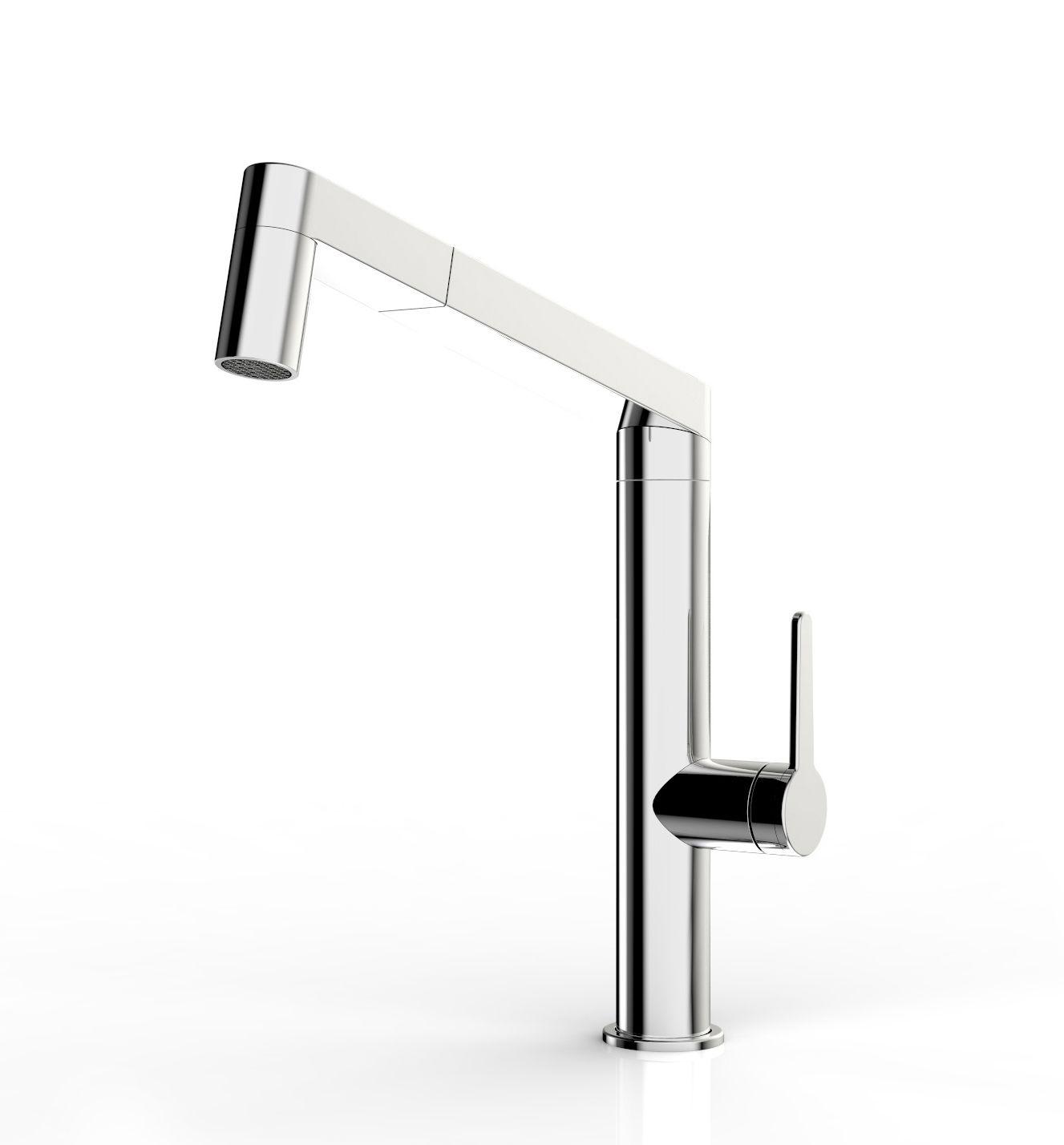 Stainless Steel Kitchen Faucet Part - 37: Panera-S _ Stainless Steel Kitchen Faucet For Blanco Steel Art