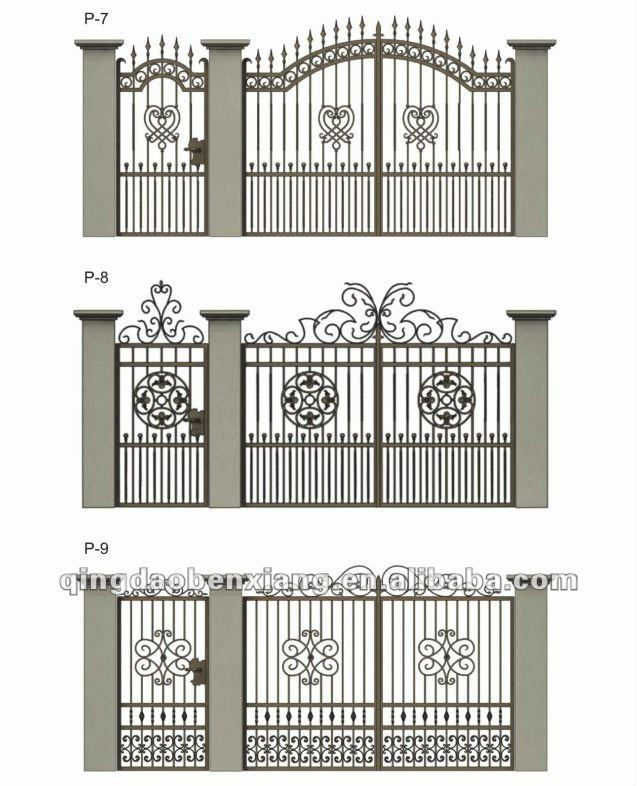 Icymi Indian House Front Gate Grill Design Hiqra House Front