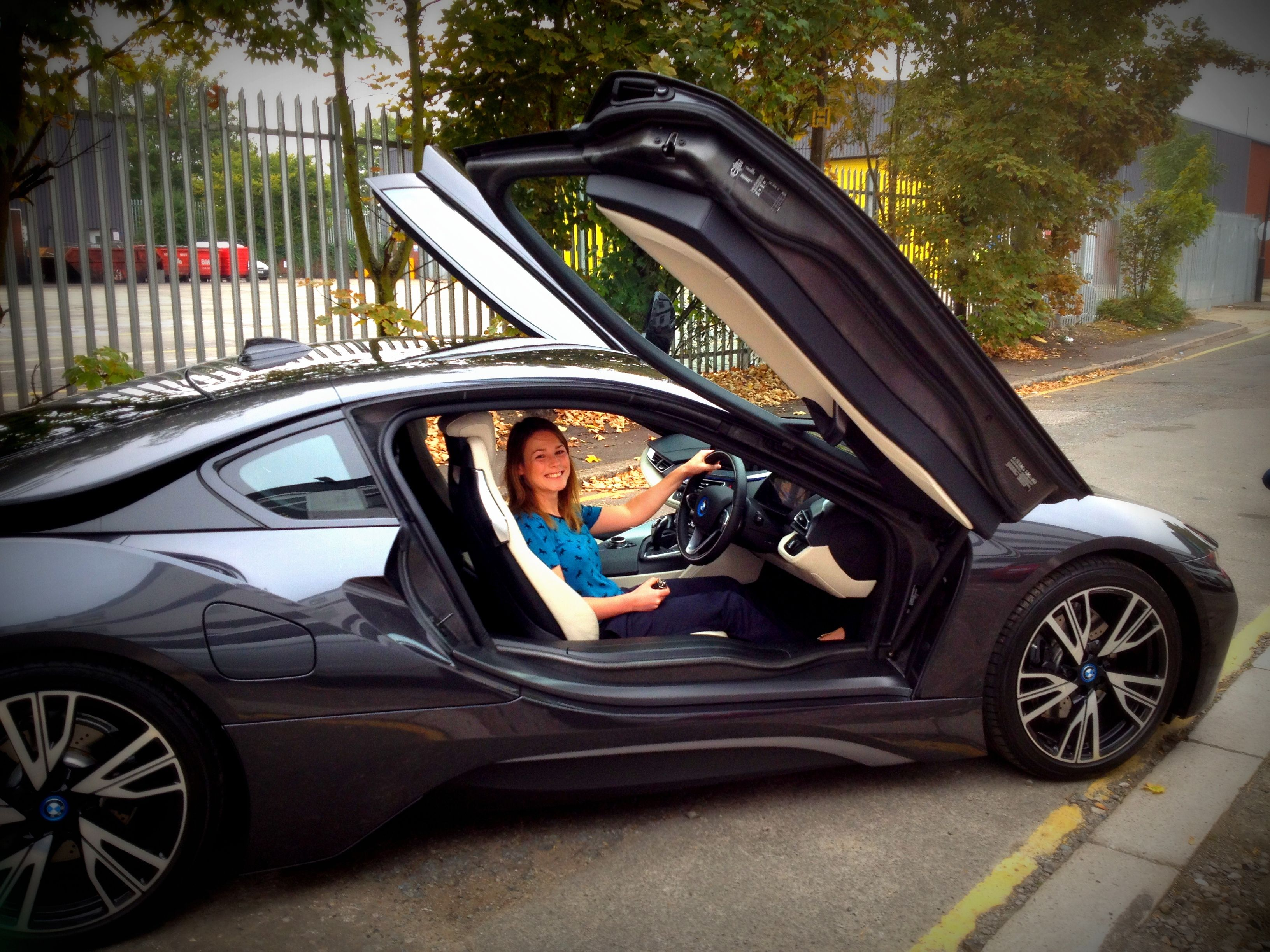 Great feeling BMW i8 at Car Leasing Made simple Pinterest