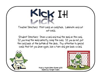 Activity 4: This simple worksheet allows your student to ...