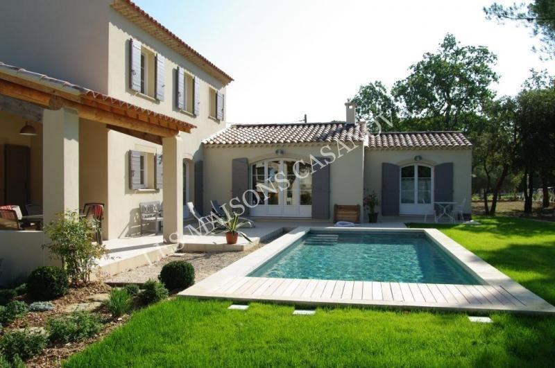 Maison Provencale Au Coeur Du Luberon 417 Maison Provencale Construction Maison Maison Plain Pied