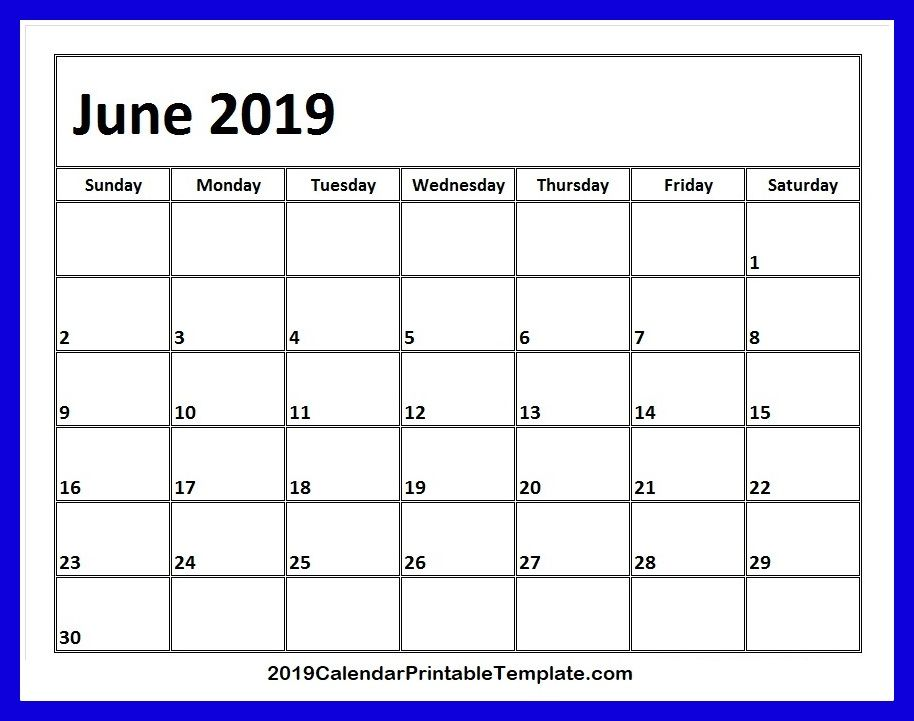 Pin by 2019Calendarprintabletemplate on 2019 Calendar Printable in