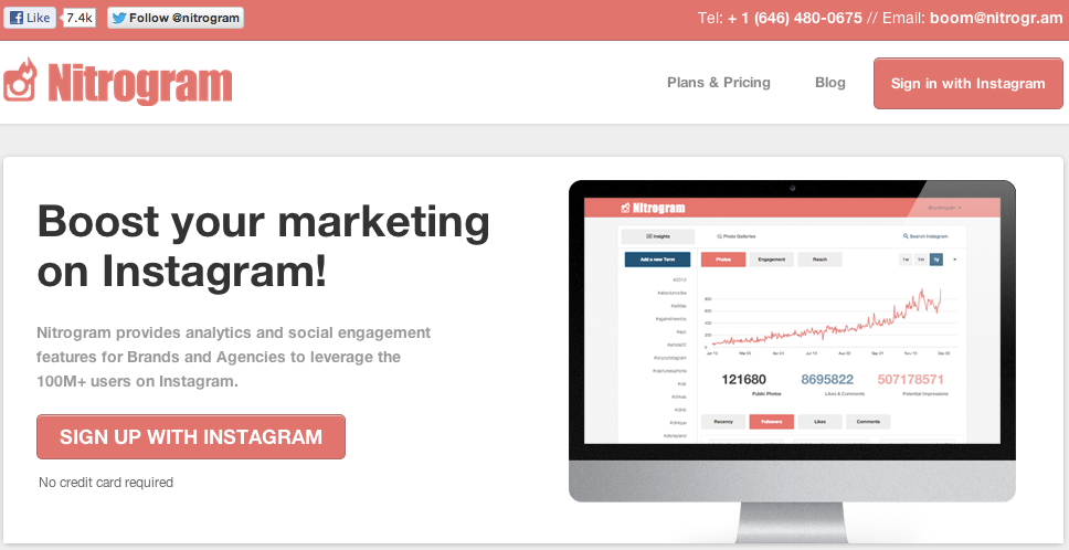 9 Instagram Tools for Businesses SumAll Blog SumAll